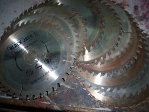 discos circulares - lote 95