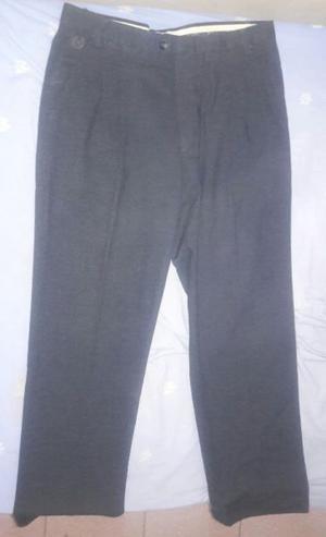 pantalón de vestir para hombre talle 48 de invierno