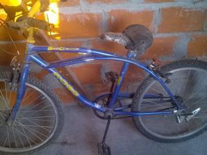 vendo 4 bicicletas. 2 rodado 24 y 2 rodado 26