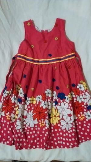 vendo vestido de nena