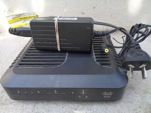 $400 MODEM PARA INTERNET WIFI FIBERTEL CON CARGADOR, USB Y 4