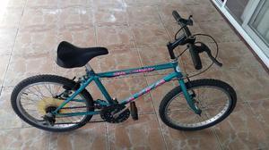 """Bicicleta usada rodado 20"""""""