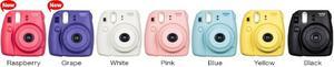 Camara Instantanea Fuji Instax Mini 8 + 20 Fotos + Regalos