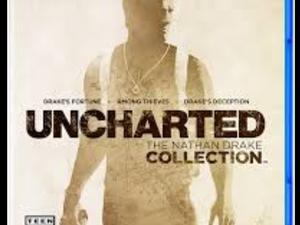 Combo Coleccion Completa de Uncharted (Playstation 4)