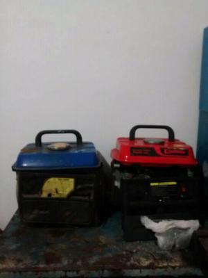 Generadores para arreglar