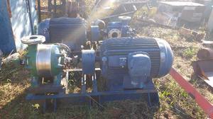 Moto-Bomba de acero Inoxidable con motor de 150