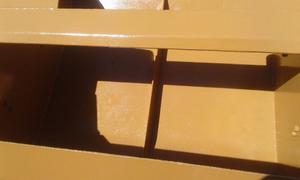 Pala de arrastre capacidad 1 metro 3