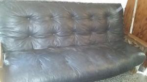 Vendo futon 3 cuerpos con colchon resorte