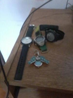 vendo relojes de pulcera, a reparar o como repuestos