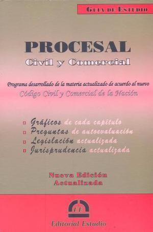 Guía De Estudio Procesal - Civil Y Comercial
