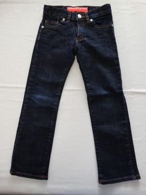 Jean Vitamina Niña Color Azul Oscuro Talle 6