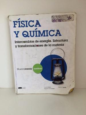 """Libro """"Física y Química"""""""
