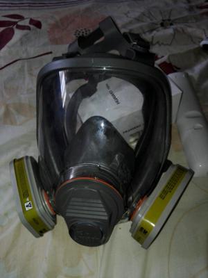 Mascara para pintar y fumigar