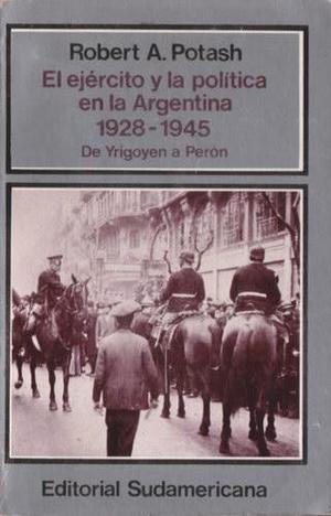 Potash-El ejercito y la politica en la argentina
