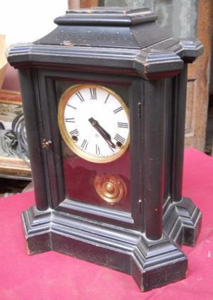 Reloj de mesa o chimenea E. Ingraham - USA antiguo.-