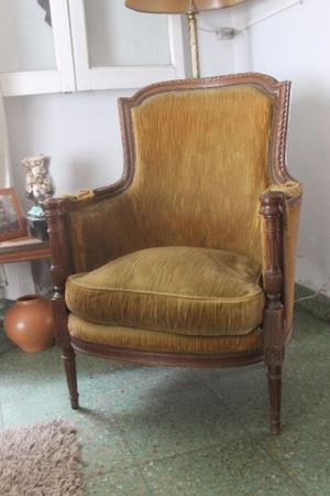 Sillon estilo Luis XV