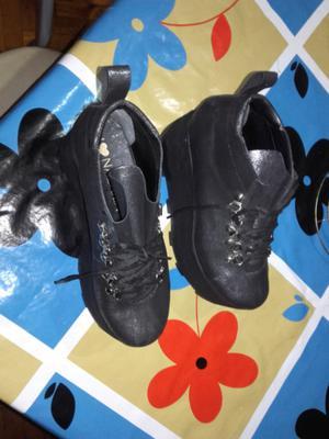 Vendo botas marca Nazaria numero