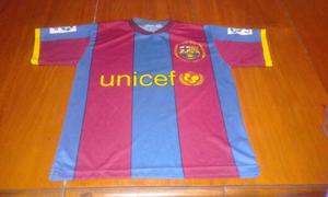 Vendo camiseta de Messi, en excelente estado