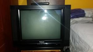 Vendo tv 21 pulgada con control y play 2 completa todo $