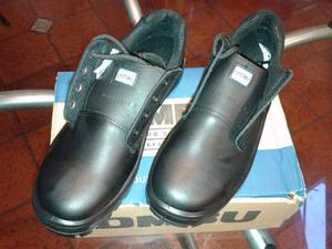 Zapatos de seguridad Ombu nro 43 nuevos