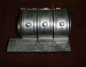 cortaboletos de metal