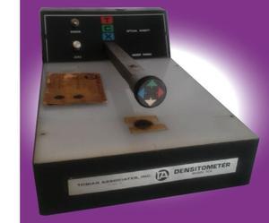 densitometro especifico para graficos mide densidades de