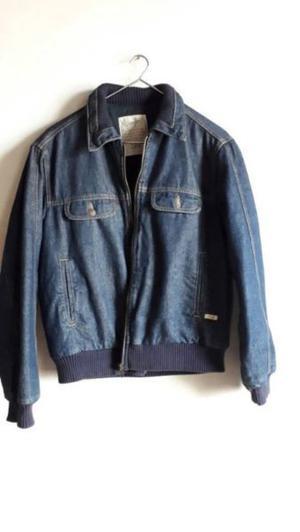 Campera de jeans Wrangler T M unisex