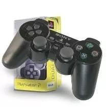 Joystick Ps2 Inalambrico Sony Original Caja Cerrada
