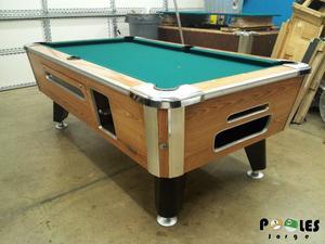 Mesa de Pool Profesional VALLEY importado. Pizarra Original.