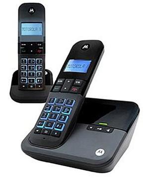 Motorola Mce-2 Telefo Inalmbrico Duo C/contestador Digit