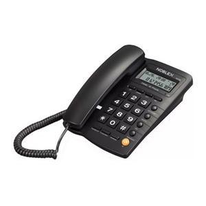 Noblex Nct300 Telefono Fijo C/ Cable Caller Id Big Display