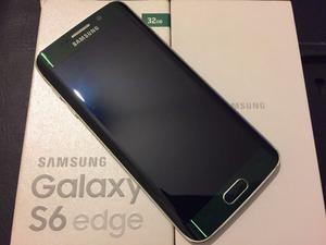 SAMSUNG GALAXY S6 EDGE 32GB INMACULADO