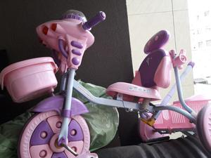 Triciclo nena rosa