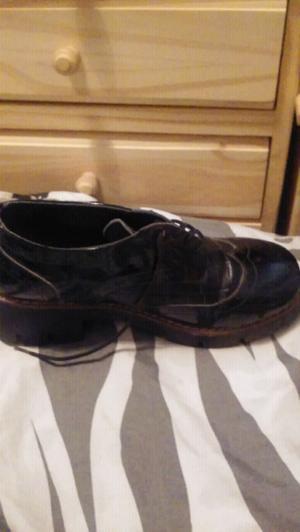 Vendo zapatos poco uso