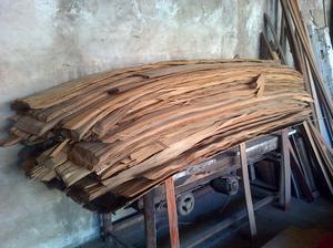 chapa de madera mara roble cerejeira tecka