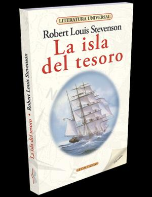 La isla del tesoro, Robert Louis Stevenson, Edit. Fontana.