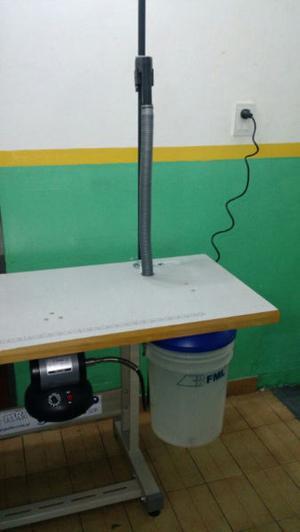Máquina de limpieza de hilos. FML nueva