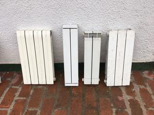 Calefactor a radiadores de 9 elementos marca posot class - Radiadores para calefaccion ...