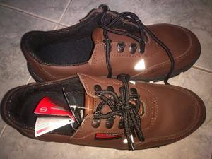 Vendo Zapatos de Seguridad Talles 43 Todos Nuevos!!!