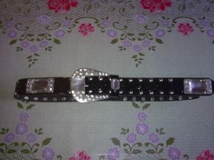 cinturon de cuero de mujer