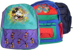 mochilas escolares nuevas