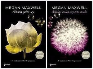 Adivina Quien Soy 1 Y 2 Megan Maxwell X2 Libro Digit