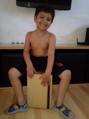Cajones peruanos para niños. No regales juguetes. Regala