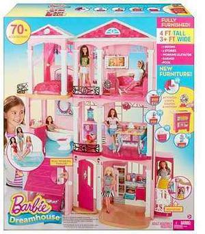 Casa Barbie Dreamhouse Importada, Se Trae A Pedido! Mattel!