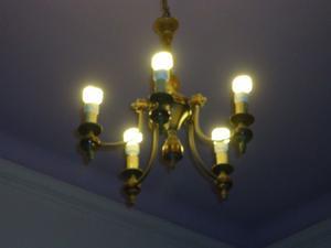Lámpara colgante para diferentes lugares