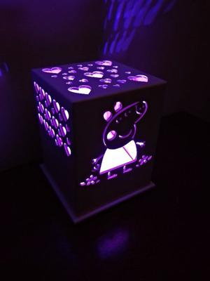 Luz de Noche / Velador de PEPA PIG