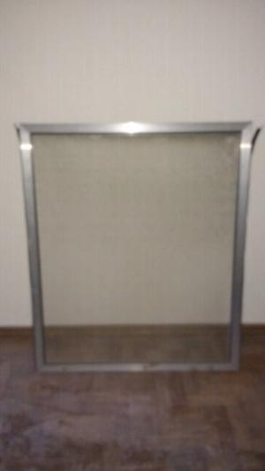 Mosquitero de aluminio 0,86 x 1,02 (hay 2)