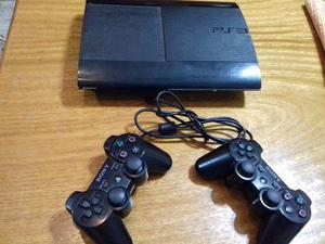 Play station 3 slim 320 gb impecable