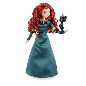 Princesa Merida De Valiente Original 100% Disney Store