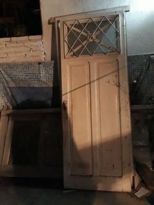 Puertas y ventanas de madera tucum n posot class for Puertas usadas de madera